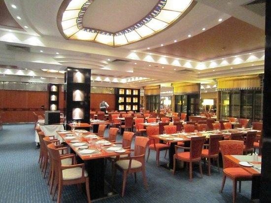 The Aquincum Hotel Budapest: Restaurante