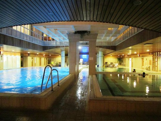 The Aquincum Hotel Budapest: Spa e piscinas