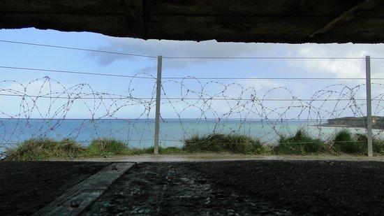 Musée de Normandie : Inside a German bunker