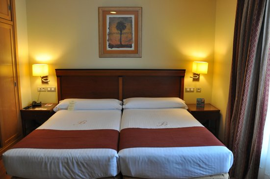 Hotel Becquer: habitación doble