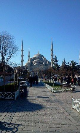 Sultanahmet Suite Life Hotel: до Святой Софии 10 минут пешком