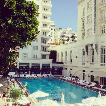 Belmond Copacabana Palace : Piscina
