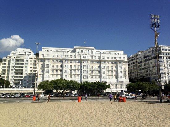 Belmond Copacabana Palace : O hotel