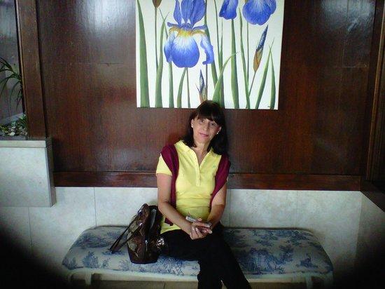Sao Jose Hotel: Lobby