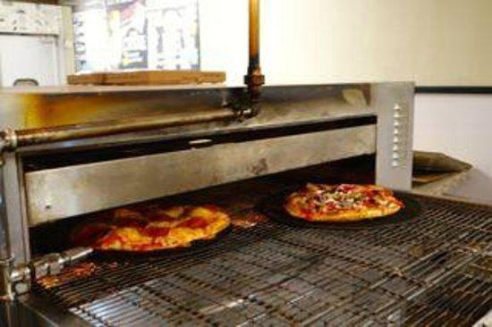 The Pizza Press: Baking