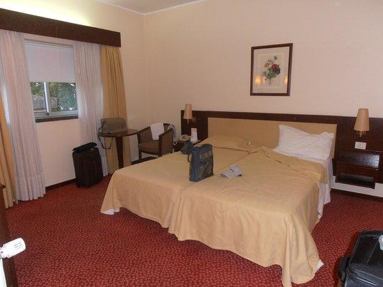 Sao Jose Hotel: Habitación