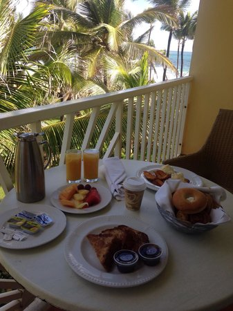 Excellence Punta Cana : Room service