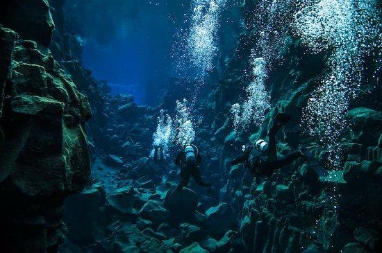 DIVE.IS: Silfra Diving