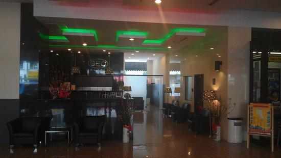 Geo Hotel Kuala Lumpur: lobby area