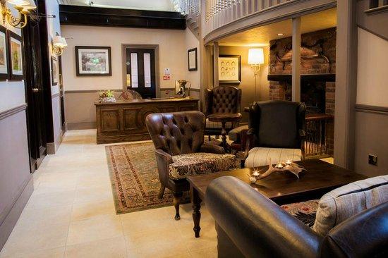 The White Buck - Hotel: Reception