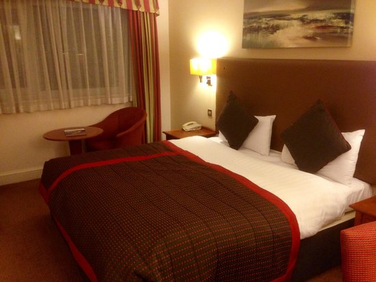 The St. John's Hotel: Room 227