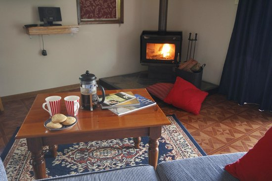 Bendles Cottages & Villas: Romantic Fire Places in all  Cottages