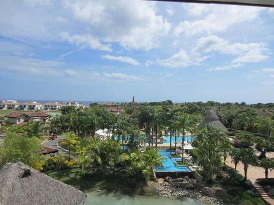 JW Marriott Panama Golf & Beach Resort: View from suite