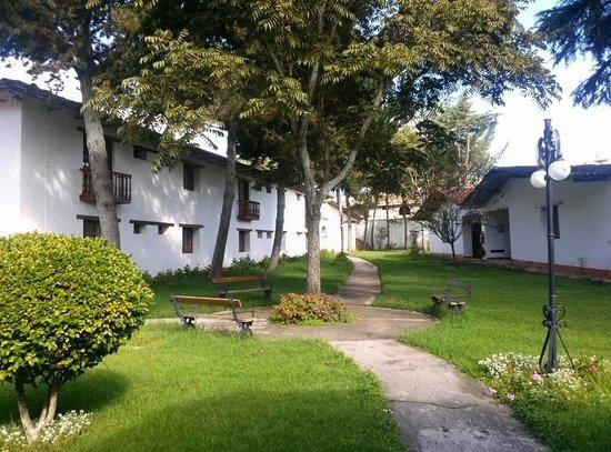 Hotel El Ingenio: Hermosos jardines