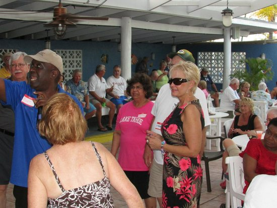 Ocean Reef Yacht Club & Resort: Monday Madness