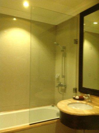 View Park Hotel: Bathroom