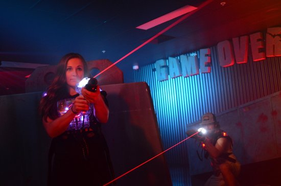 Game Over: Laser Tag