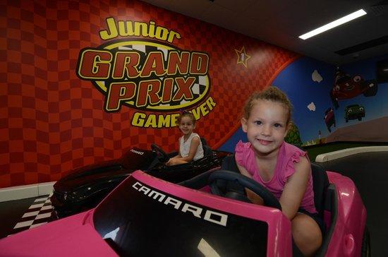 Game Over: Junior Grand Prix