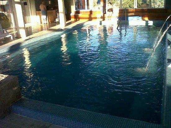 Hotel Monte Claro : Pileta de natación