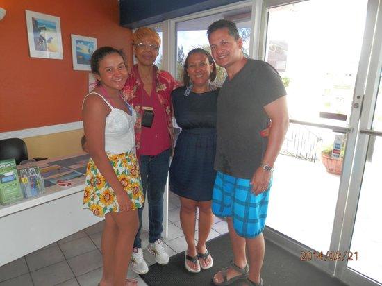 My Family Bahamas Vaca  @ the Bell Channel Inn.