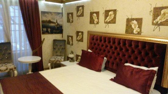 Hotel Soliman: letto