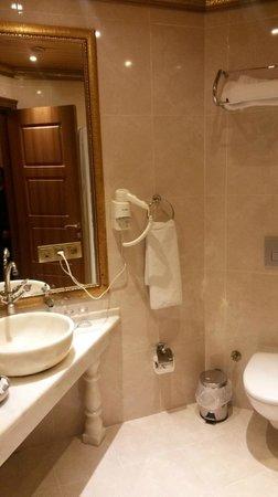 Hotel Soliman: bagno