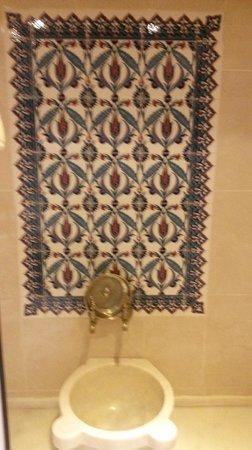 Hotel Soliman: bagno turco