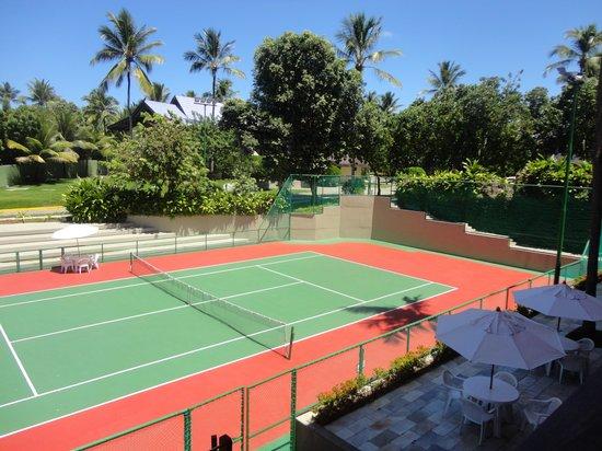 Summerville Beach Resort: Quadra de tênis