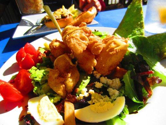 Phillippi Creek Village Restaurant & Oyster Bar : Cobb Salad