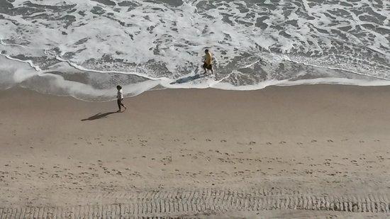 Radisson Suite Hotel Oceanfront: Praia