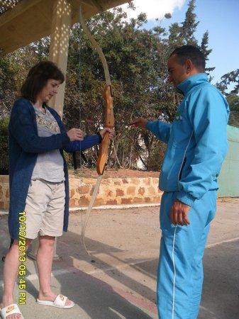 Medina Belisaire & Thalasso: Archery