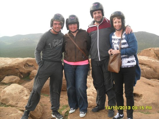 Medina Belisaire & Thalasso: Quad Biking