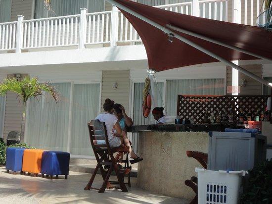 Decameron Los Delfines : bar