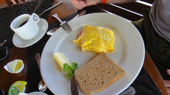 Decameron Los Delfines : café da manhã