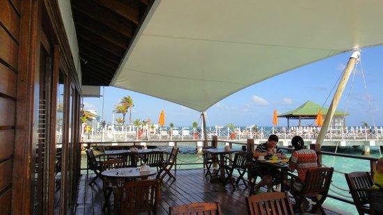 Decameron Los Delfines : restaurante