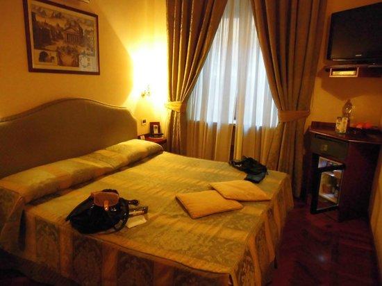 Relais Forus Inn: My room at the Forus Inn  Rome Italy