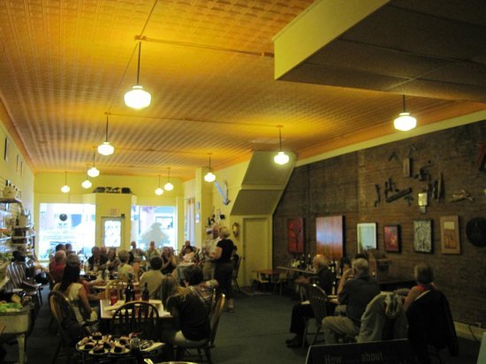 Spooner Market and Grill: private party