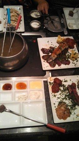 Melting Pot: Classic and Fondue Fusion