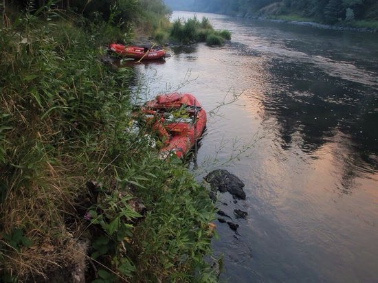ROW Adventures - Rogue River Rafting: August 2013