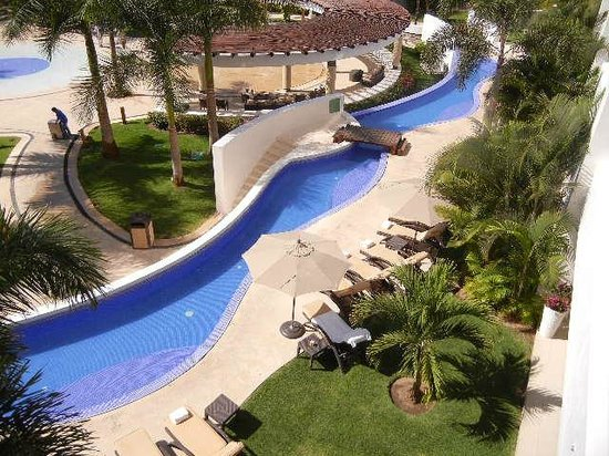Marival Residences Luxury Resort : lovely adult pool