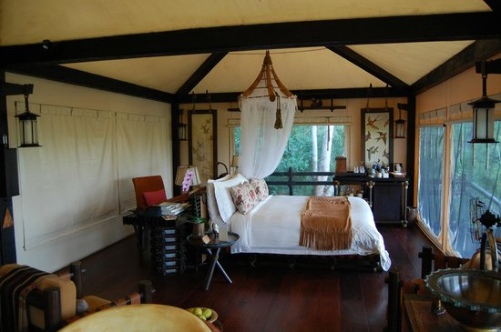 Four Seasons Tented Camp Golden Triangle: Tent
