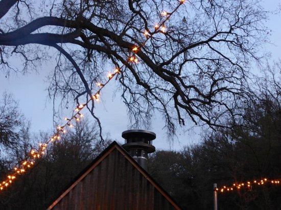 Chanticleer Vineyard Bed and Breakfast : So beautiful at the Barn