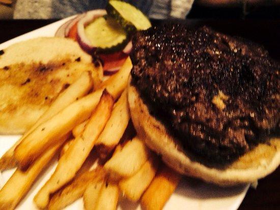Hula Moon : Burger