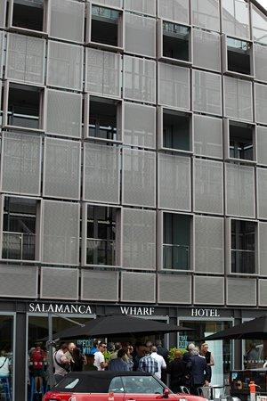 Salamanca Wharf Hotel: Hotel