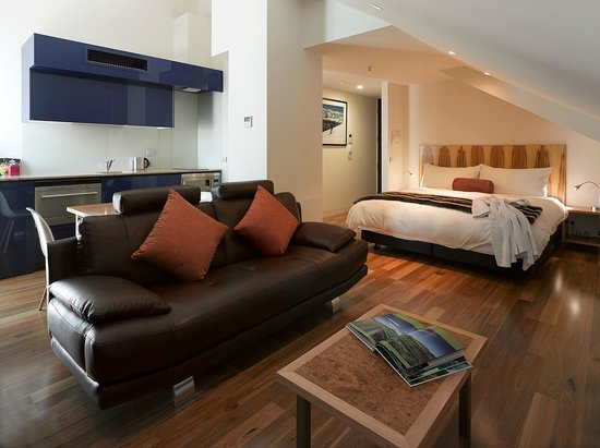 Salamanca Wharf Hotel: Loft Penthouse