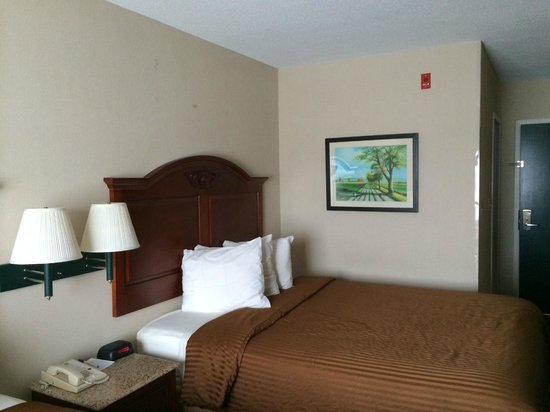 BEST WESTERN White Mountain Inn: very comfortable