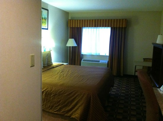 Best Western White Mountain Inn : King size