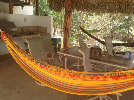 Villa Alegre - Bed and Breakfast on the Beach: My favorite spot....