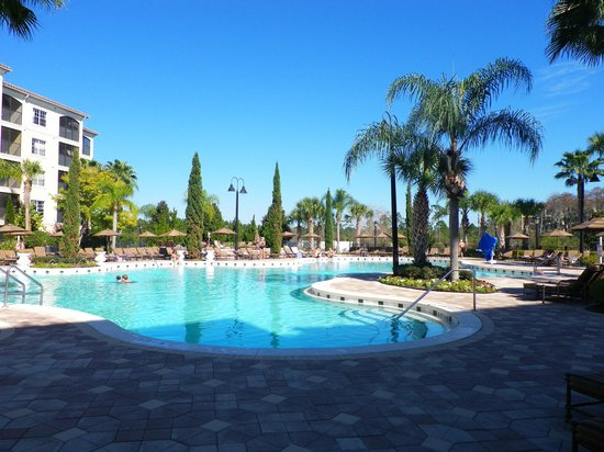 WorldQuest Orlando Resort: Great pool