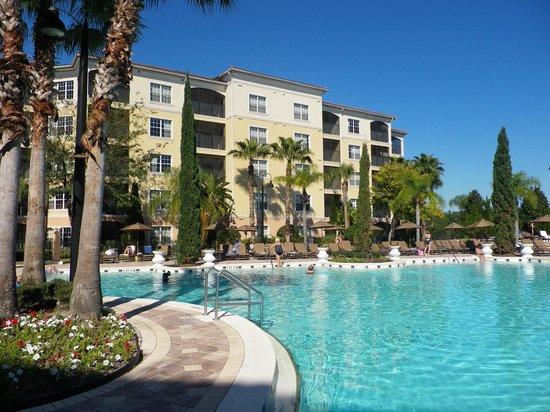 WorldQuest Orlando Resort : WorldQuest Pool Area